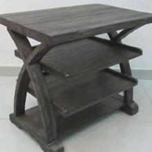 977-OT1022  Shelf End Table