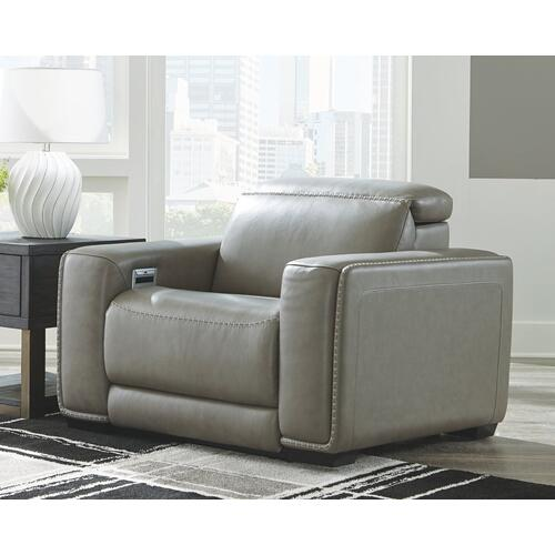 Signature Design By Ashley - Correze Recliner With Power