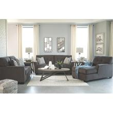 739013  Sofa, Loveseat and Chaise - Alsen Graphite