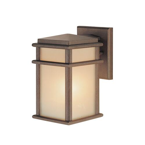Mission Lodge Small Lantern Corinthian Bronze