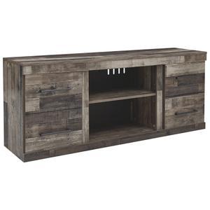 "Ashley FurnitureSIGNATURE DESIGN BY ASHLEYDerekson 60"" TV Stand"