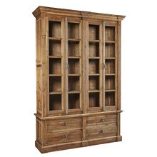 Natural Old Fir Bookcase