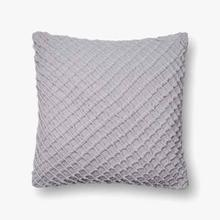 See Details - P0125 Grey Pillow