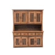 Hampton Heath 4 Door 4 Drawer Hutch - (top) Product Image