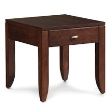 """View Product - Justine End Table, 16""""w x 25 """"d x 24""""h"""