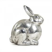 See Details - Decorative Metallic Rabbit