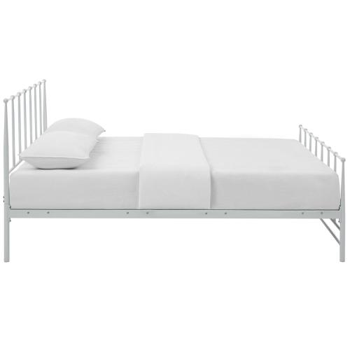 Modway - Estate King Bed in White