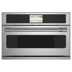 "Cafe Appliances30"" Smart Five in One Wall Oven with 240V Advantium® Technology"