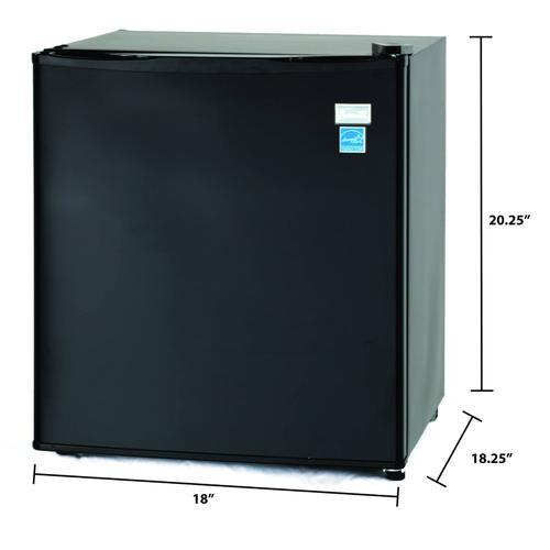 Avanti - 1.7 cu. ft. Compact Refrigerator