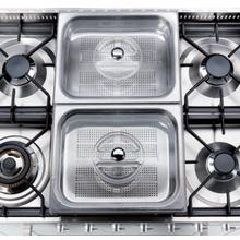 View Product - Stainless Steel Steam Cooker Basins