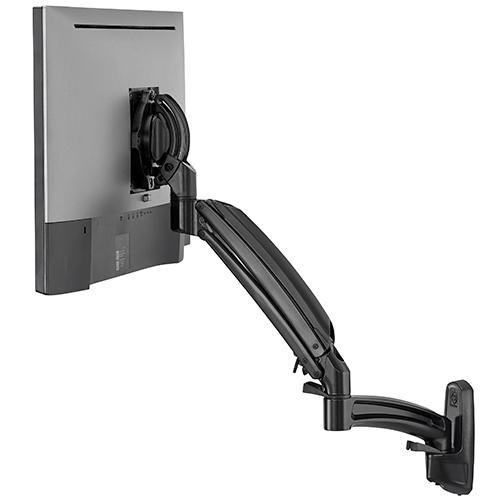 Kontour K1W Dynamic Wall Mount Reduced Height, 1 Monitor