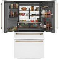 ENERGY STAR® 27.8 Cu. Ft. Smart 4-Door French-Door Refrigerator
