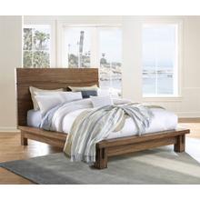 Ocean Full Platform Bed