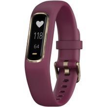 v vosmart® 4 Activity Tracker (Berry with Light Gold Hardware, Small/Medium Wrists)