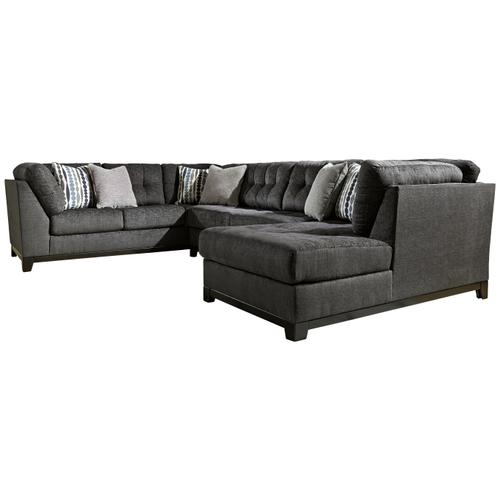 Reidshire 3-piece Sectional With Chaise