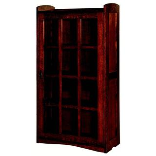 See Details - Bungalow Mission Door Bookcases