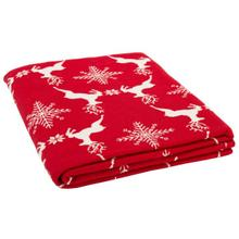 See Details - Dancer Throw - Red