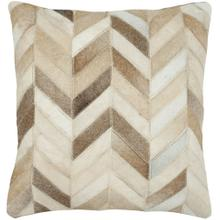 Marley Pillow - Multi / Tan