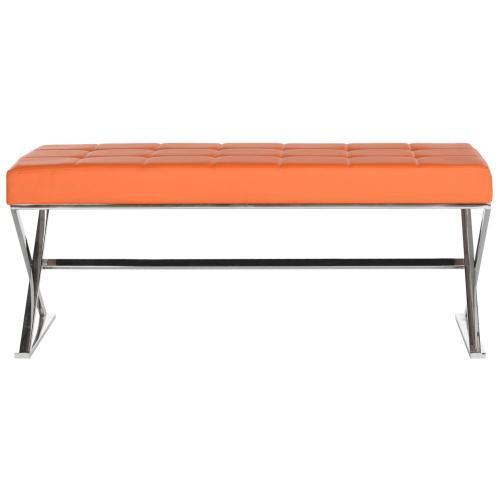 Micha Bench - Orange
