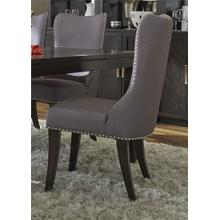 Upholstered Side Chair -Grey (RTA)