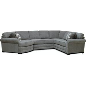 England Furniture5630-Sect Brantley Sectional