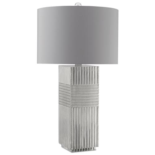 Gallery - Odense Silver Table Lamp