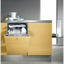 Fully-Integrated, Slimline Dishwasher