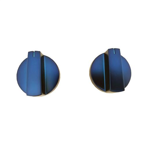Oven Blue Knob Set WKNOBKT3W