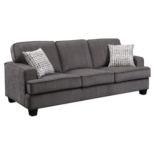 Emerald Home Carter Sofa Ink U3477-00-13