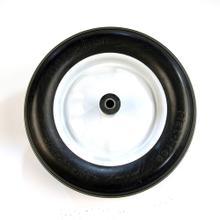 "View Product - 500 lbs. Load Rating. 6-inch Hub Length. 5/8"" Ball Bearing. Ribbed Tread"
