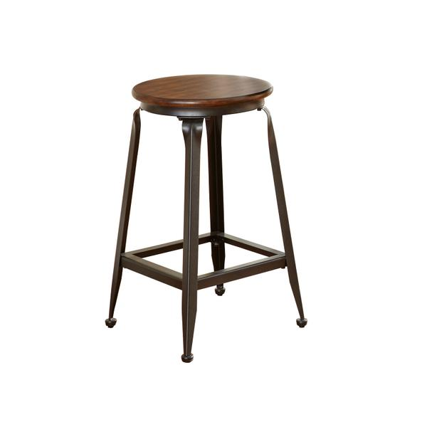 """See Details - Adele 24"""" Backless Counter Stool"""