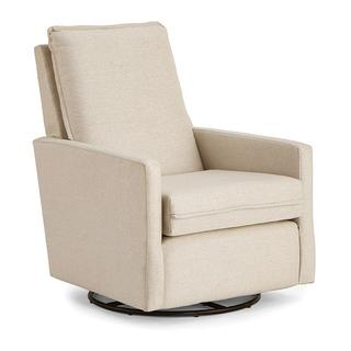 See Details - BRE Swivel Glide Chair