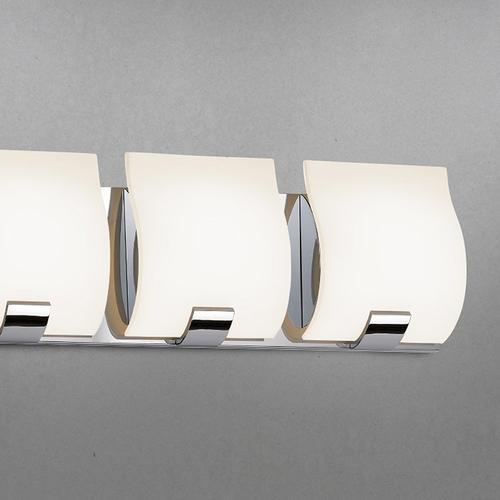 Sonneman - A Way of Light - Aquo LED Bath Bar [Size=5-Light, Color/Finish=Polished Chrome]