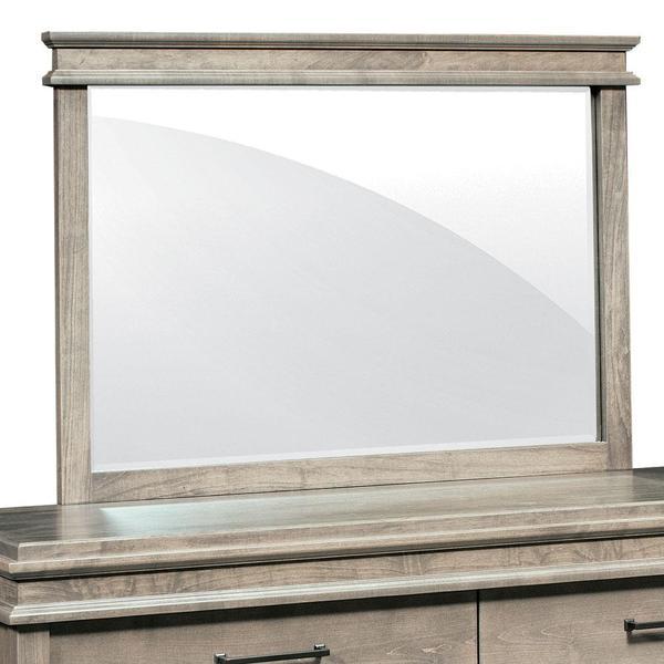 See Details - Montgomery 8-Drawer Dresser Mirror, 42 'w x 30 'h