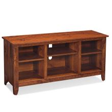 """See Details - Shenandoah TV Console with No Doors, 54""""w x 18 """"d x 28 """"h"""
