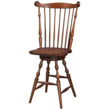 """See Details - 24"""" Nantucket Swivel Counter Stool"""