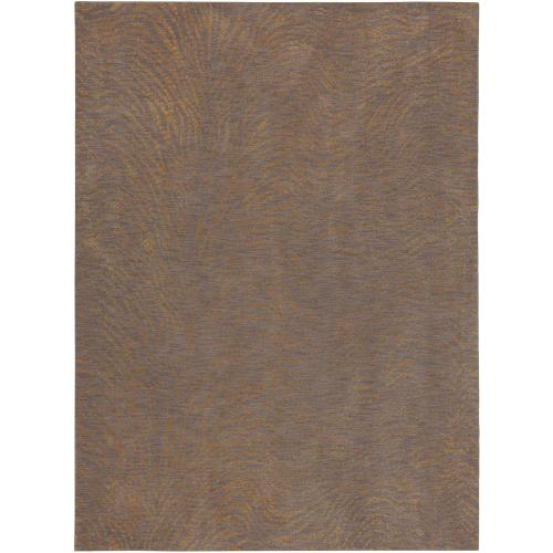 "Enigma Spectral Brushed Gold 5' 3""x7' 10"""