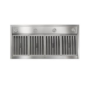 "WPP9 - 42"" Stainless Steel Chimney Range Hood with iQ12 Blower System, 1500 Max CFM"