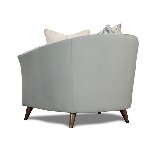 Tiffany Blue Chair