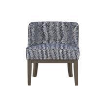 See Details - Isla Chair,Accent-Navy 1/Ctn