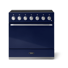 """See Details - Aga Mercury 36"""" Induction Model, Blueberry"""
