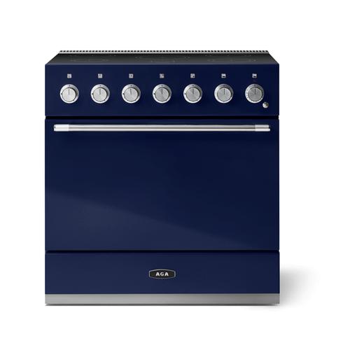 """AGA - Aga Mercury 36"""" Induction Model, Blueberry"""