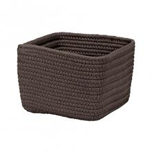 "Braided Craft Baskets Basket BC41 Misted Grey 10"" X 6"""