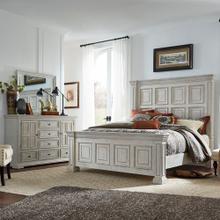 Product Image - Queen Panel Bed, Dresser & Mirror
