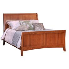 View Product - Great Lakes Queen Sleigh Bed