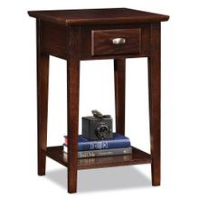 See Details - Square Side Table #10073-CH