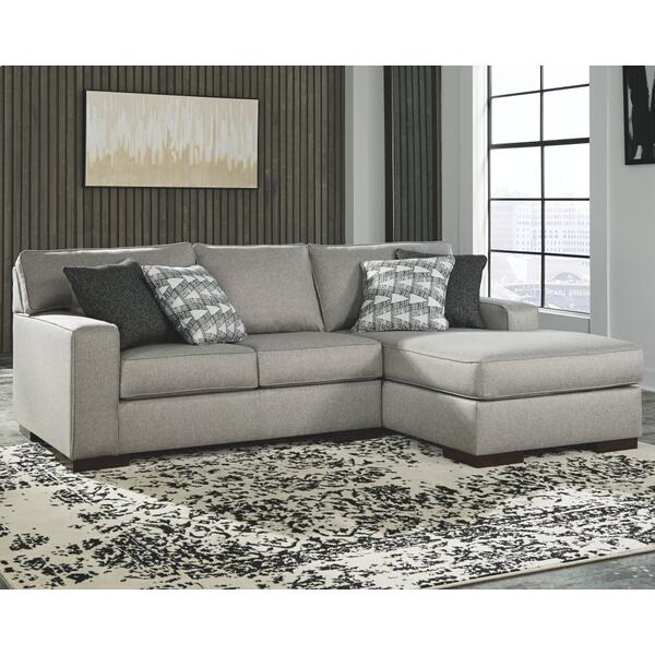 Marsing Nuvella 2-piece Sectional With Chaise