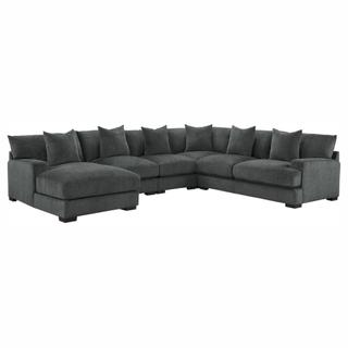 Worchester V Modular Sectional Left