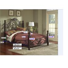 View Product - Queen Complete Bed