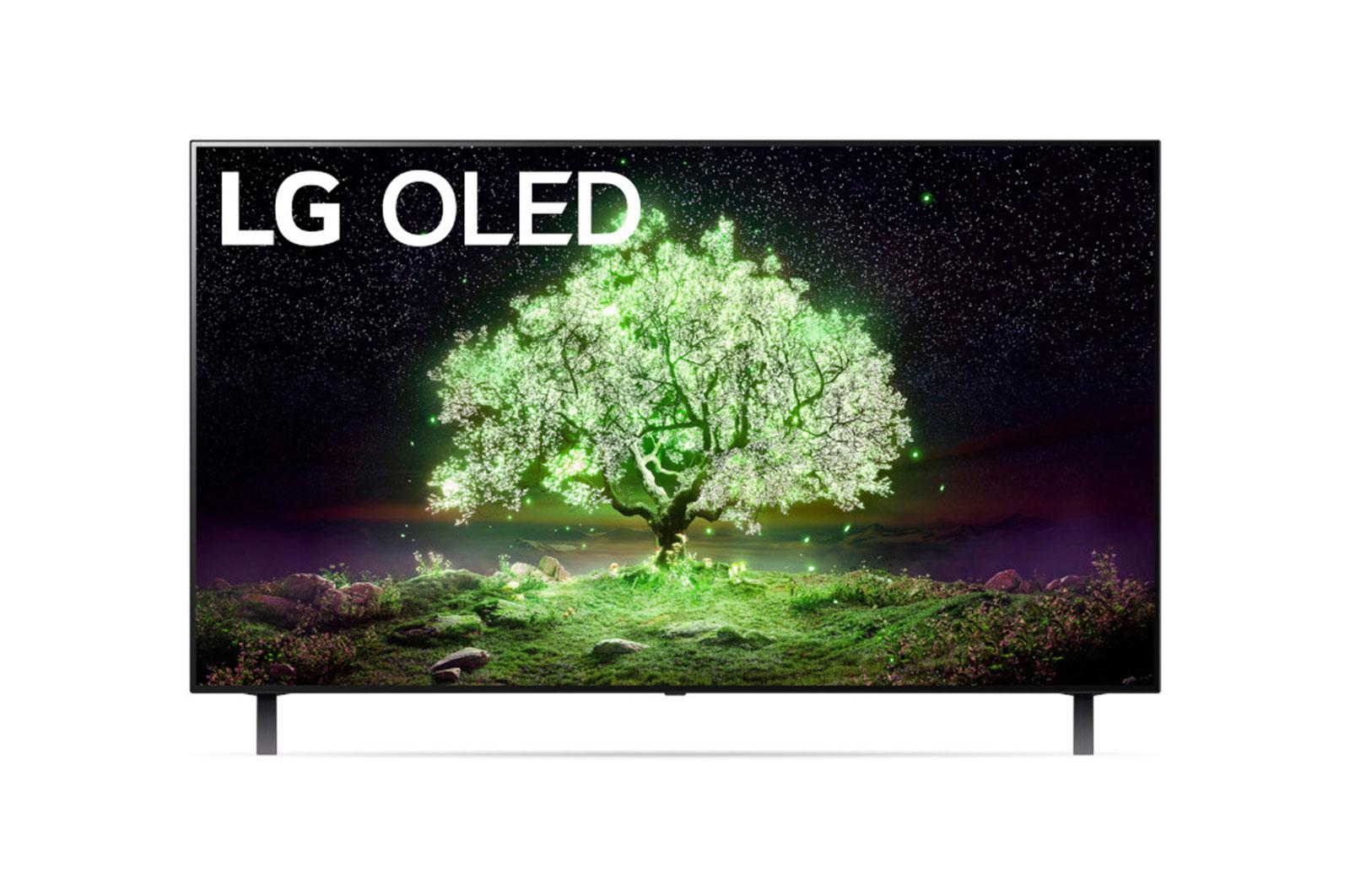 LG A1 48 inch Class 4K Smart OLED TV w/ ThinQ AI® (48.2'' Diag)